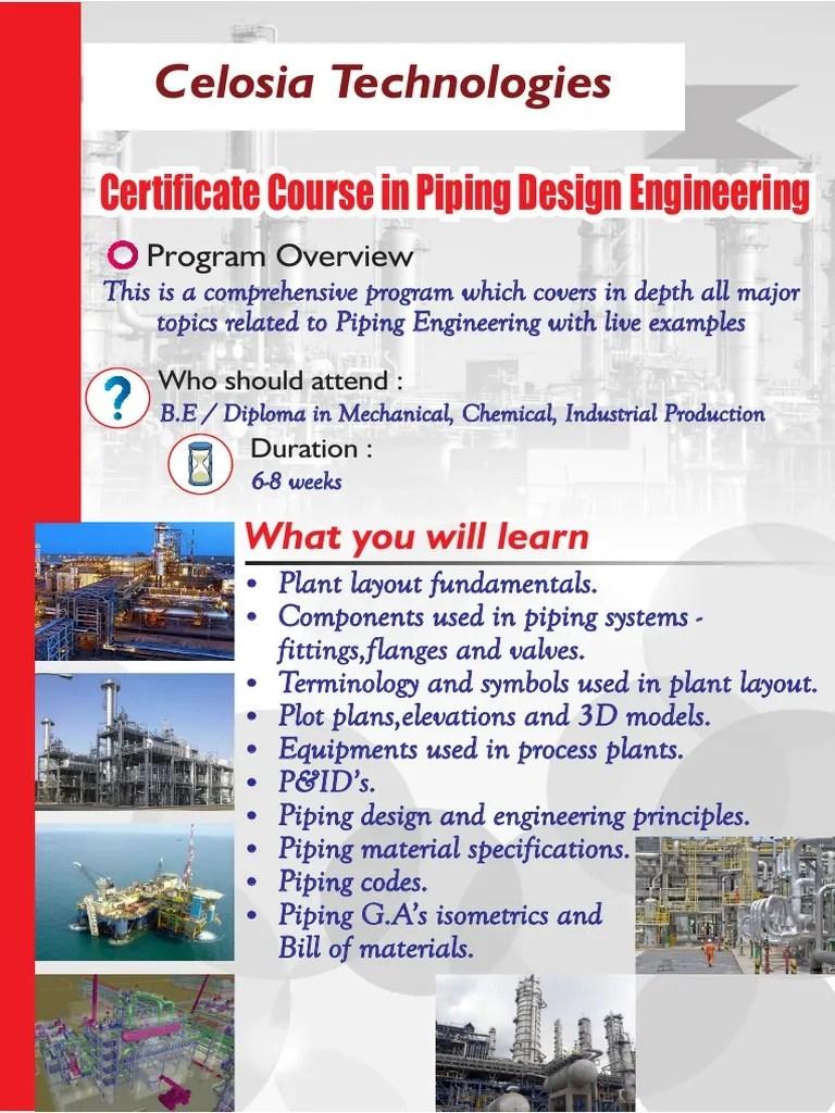 medium resolution of piping design brochure pipe fluid conveyance mechanical engineering