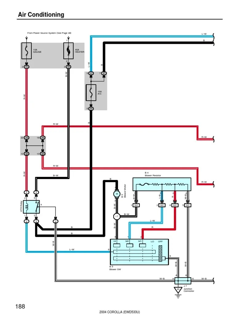 2004 corolla air conditioning wiring diagram electromechanical mix 2004 corolla air conditioning wiring diagram electromechanical engineering [ 768 x 1024 Pixel ]
