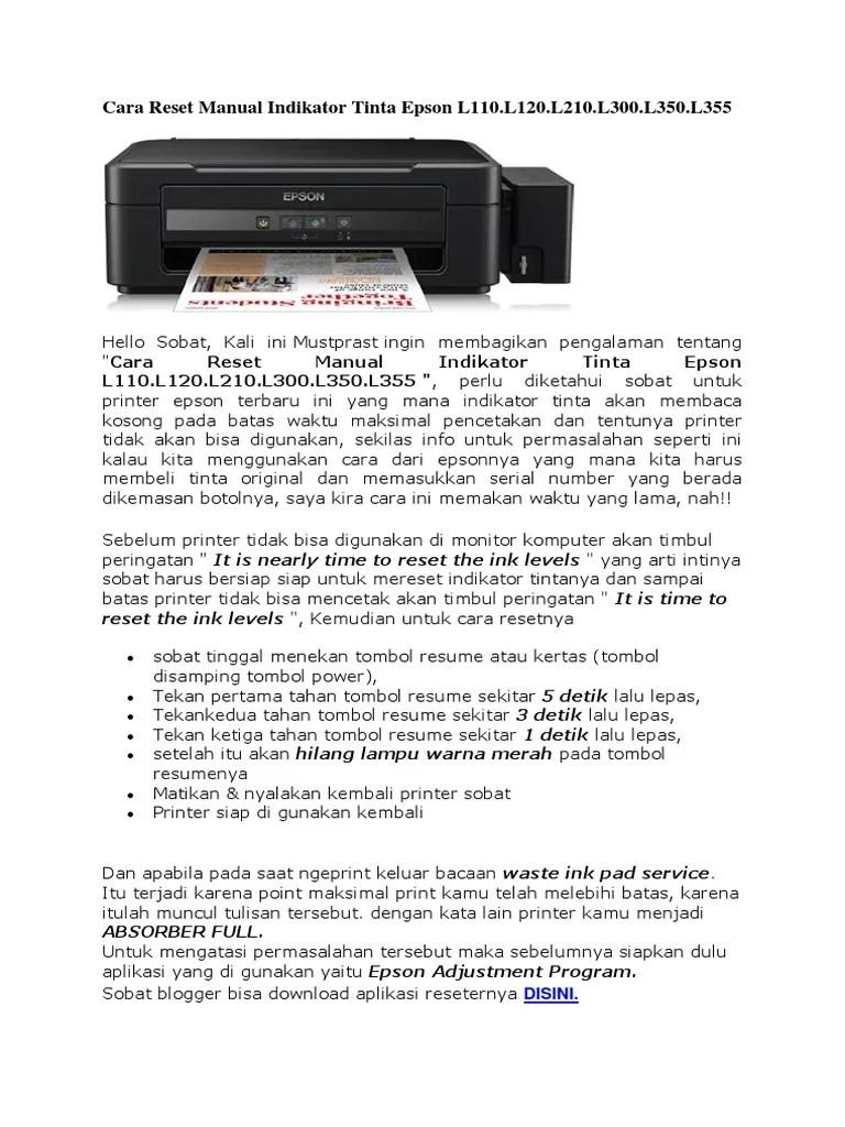 Lampu Printer Epson L120 Berkedip : lampu, printer, epson, berkedip, Trend, Terbaru, Memperbaiki, Printer, Epson, Cummings