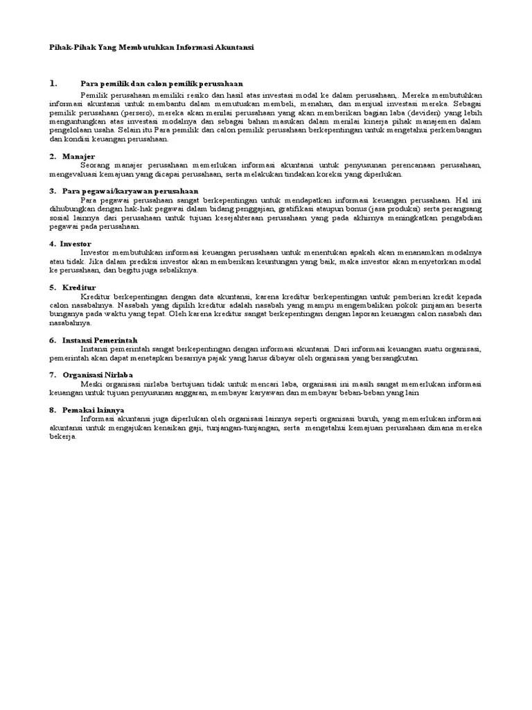 Serikat Pekerja Membutuhkan Informasi Akuntansi Untuk : serikat, pekerja, membutuhkan, informasi, akuntansi, untuk, Serikat, Pekerja, Membutuhkan, Informasi, Akuntansi, Untuk, Goreng