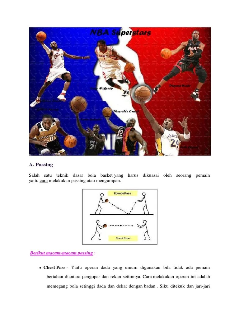Lemparan Atau Operan Bola Setinggi Dada Dalam Permainan Bola Basket Disebut : lemparan, operan, setinggi, dalam, permainan, basket, disebut, Melempar, Setinggi, Dalam, Permainan, Basket, Disebut, Sebutkan