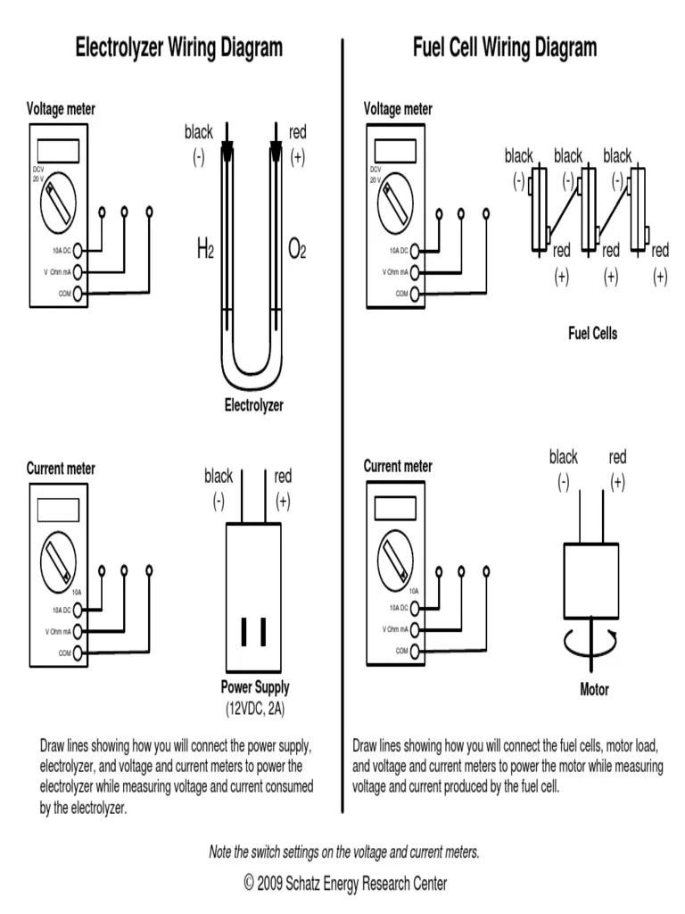 fuel cell electric wiring diagram [ 768 x 1024 Pixel ]