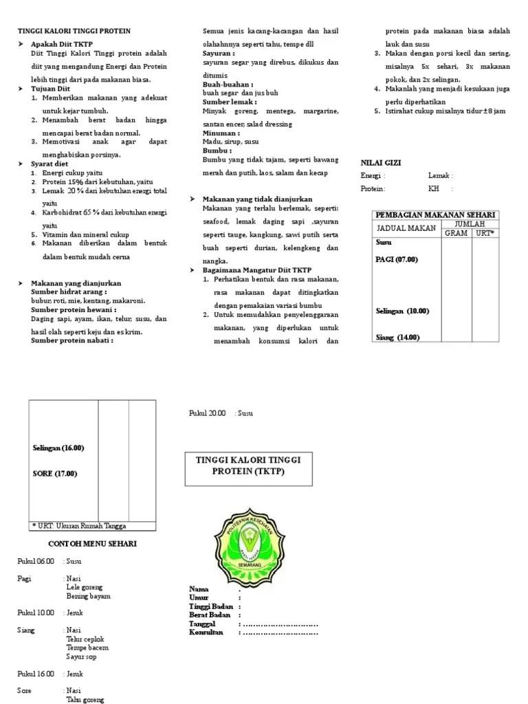 Kalori Lele Goreng : kalori, goreng, Leaflet