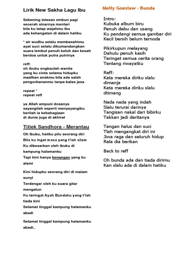 Download Lagu Oh Ibuku Engkaulah Wanita - Download Lagu...