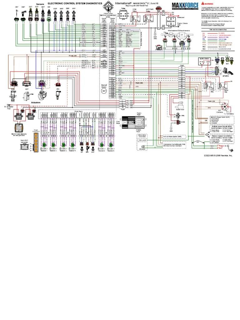 medium resolution of maxxforce dt engine diagram schema diagram database maxxforce dt 9 10 wiring diagram maxxforce dt engine