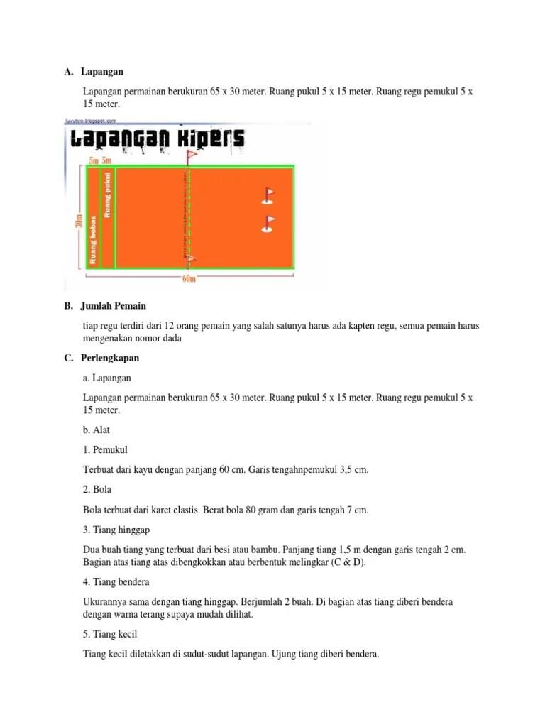 Cara Bermain Kippers : bermain, kippers, Lapangan, Kippers