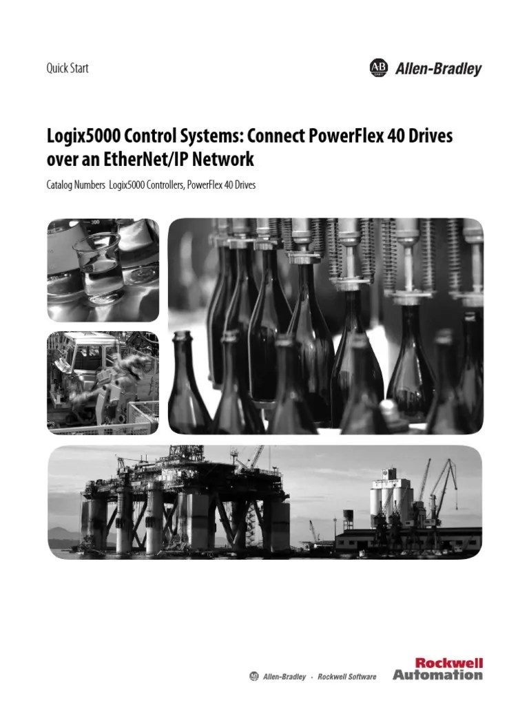 hight resolution of powerflex 40 ethernet wiring diagram