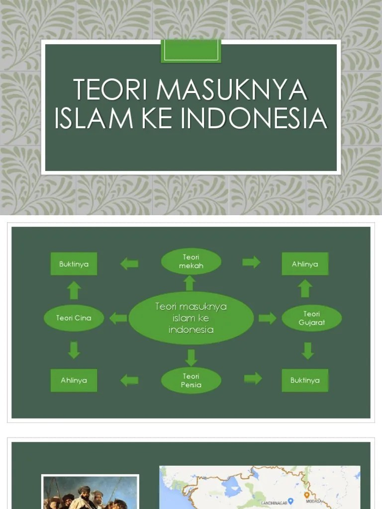 Teori Masuknya Agama Islam Di Indonesia : teori, masuknya, agama, islam, indonesia, Teori, Masuk, Agama, Islam, Indonesia