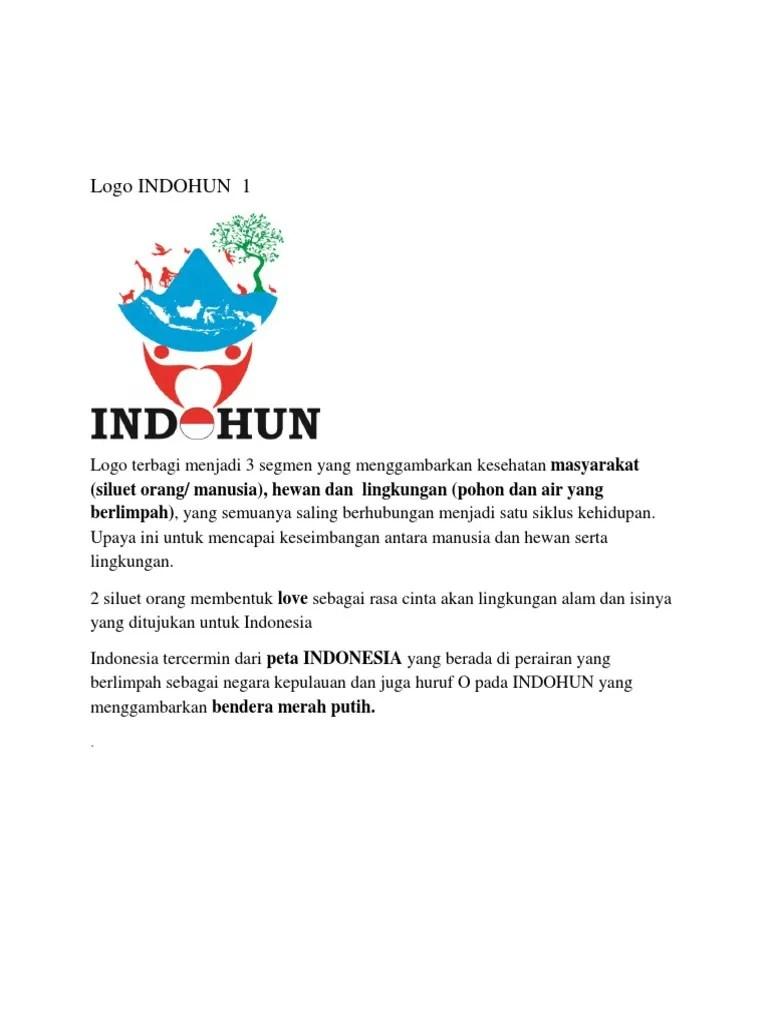 Peta Indonesia Siluet : indonesia, siluet, Makna, INDOHUN