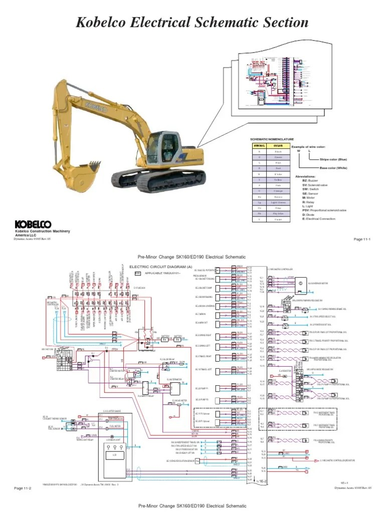 medium resolution of kobelco wiring diagram sk2 completed wiring diagrams haulmark wiring diagram kobelco wiring diagram wiring schematic