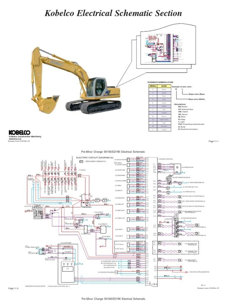 small resolution of kobelco wiring diagram sk2 completed wiring diagrams haulmark wiring diagram kobelco wiring diagram wiring schematic