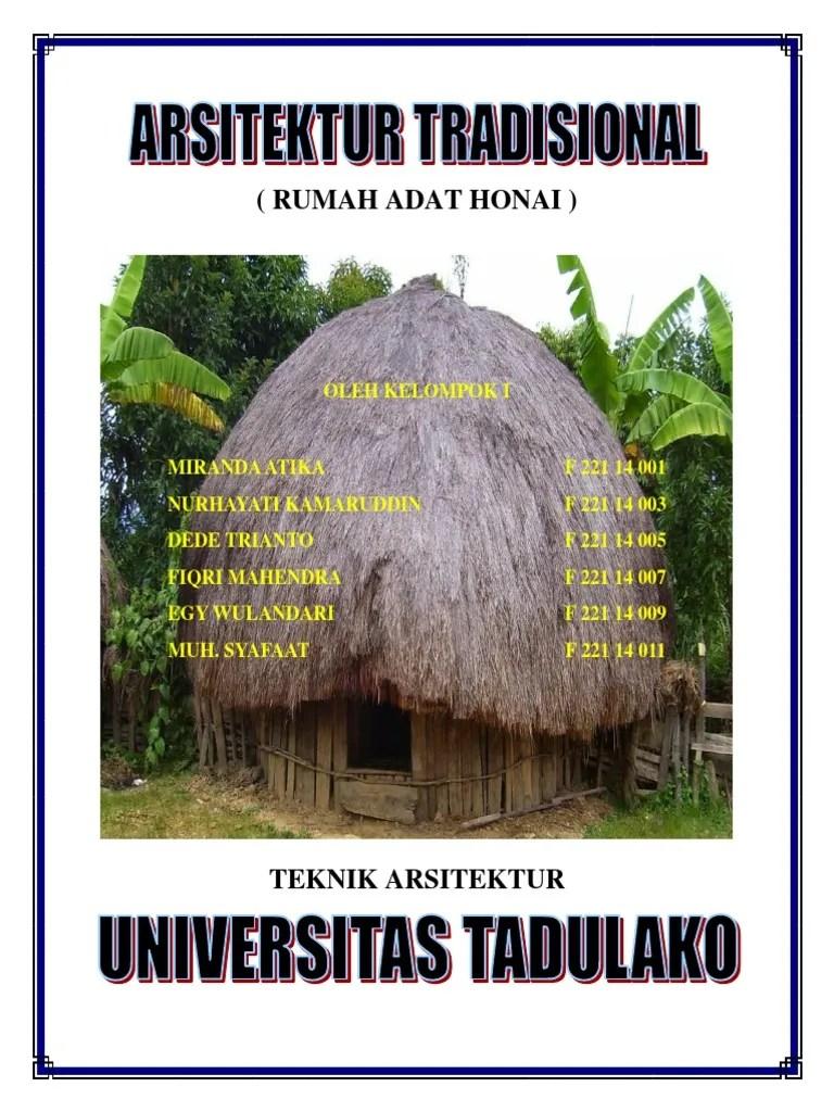 Rumah Adat Papua Kartun : rumah, papua, kartun, Gambar, Rumah, Honai, Terbaru