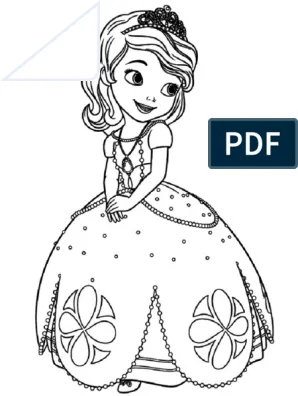 Download Gambar Mewarnai Pdf : download, gambar, mewarnai, Mewarnai+Gambar+Putri+Raja+(11).pdf