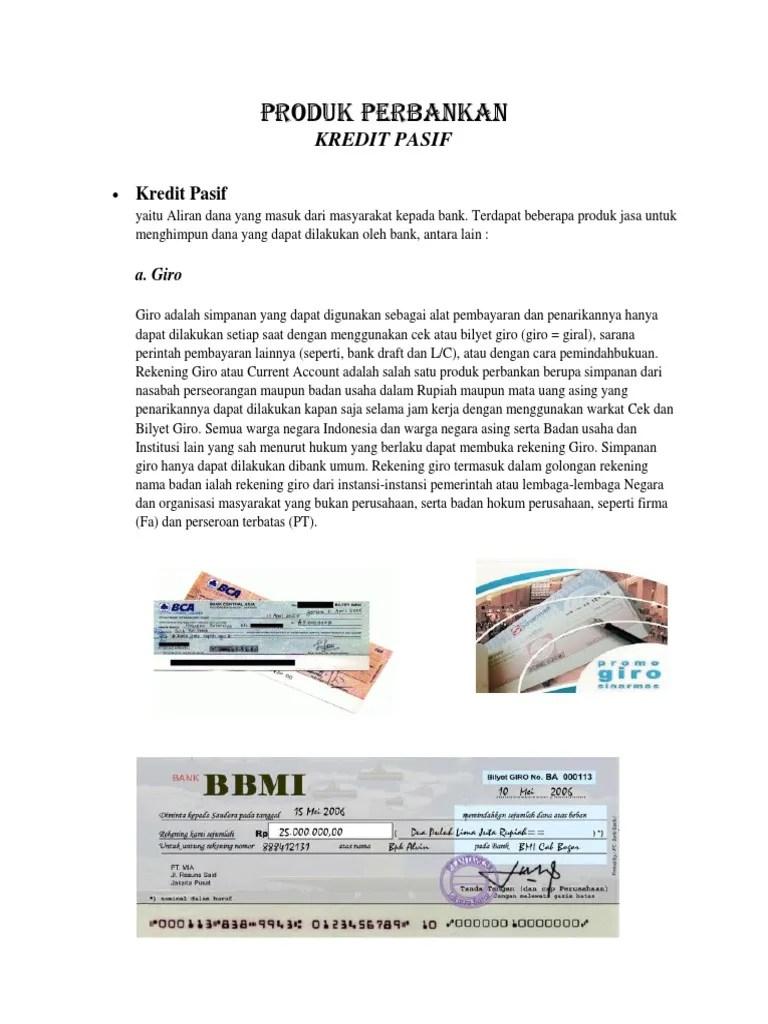 Kredit Pasif Dan Aktif : kredit, pasif, aktif, Kredit, Pasif