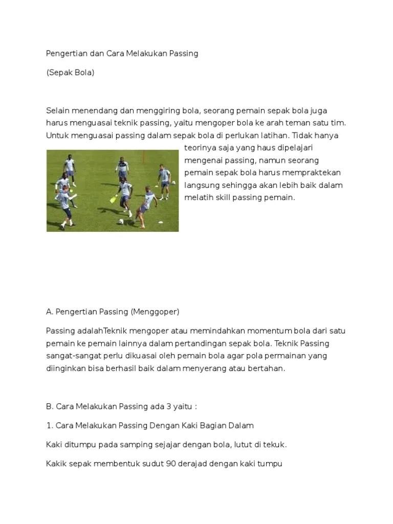 132 Soal Sepakbola Lengkap Jawaban - balkopites.com
