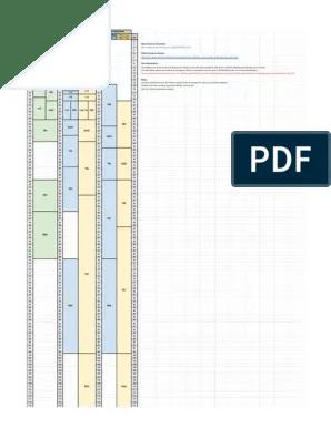 Bdo Failstack Chart 2019 : failstack, chart, Failstack, Sheet, Leisure, Sports
