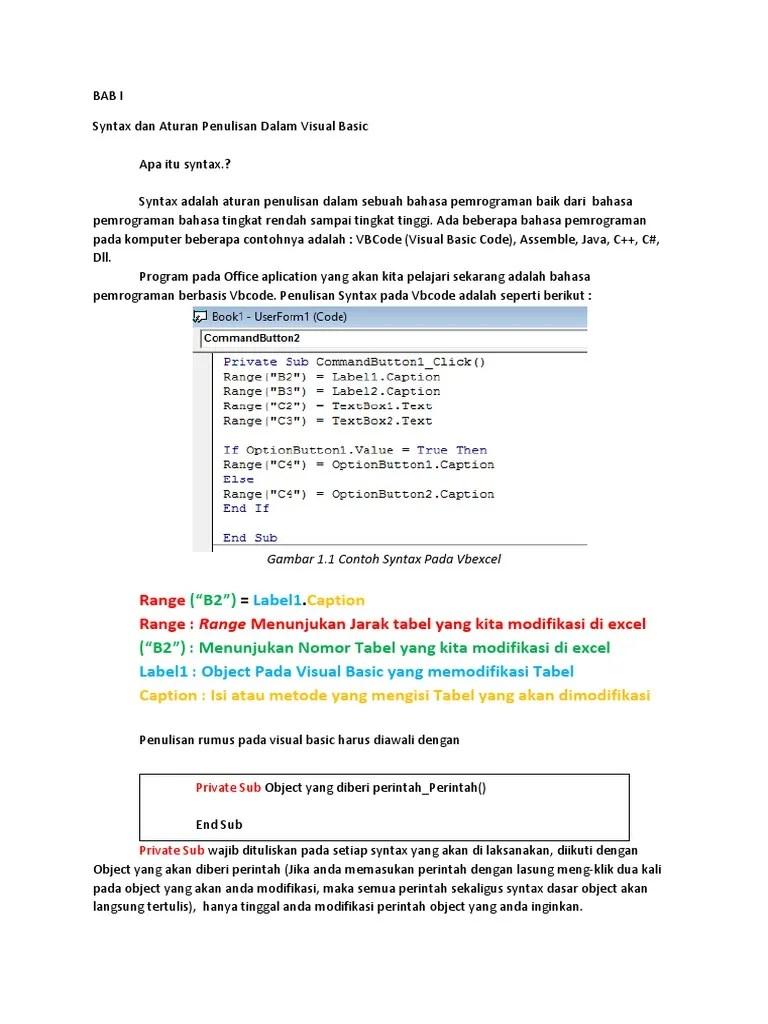 Rumus Dasar Excel Dan Contohnya : rumus, dasar, excel, contohnya, Range, Range:, Menunjukan, Jarak, Tabel, Modifikasi, Excel
