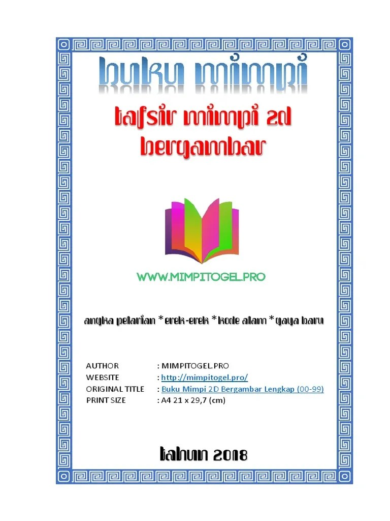 Buku Mimpi 2d Bergambar Lengkap : mimpi, bergambar, lengkap, Download, Mimpi, Bergambar