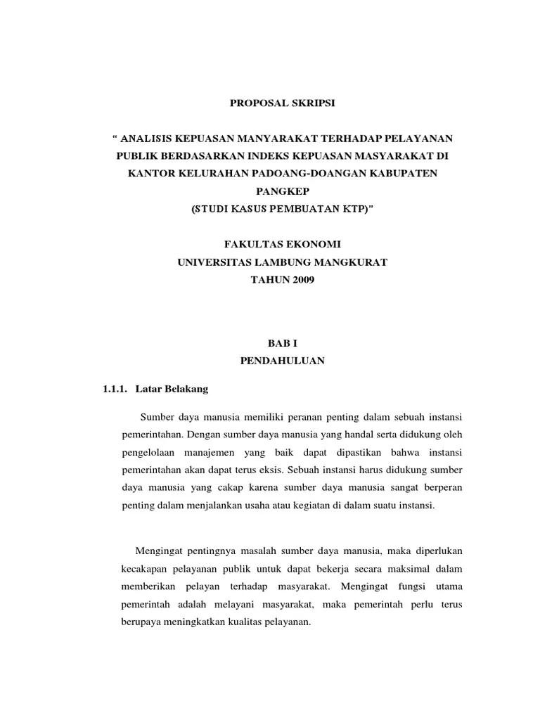 Contoh Penelitian Terdahulu Dalam Skripsi Msdm Kumpulan Berbagai Skripsi Cute766
