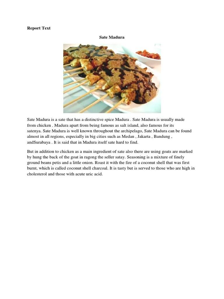 Contoh Report Text Singkat : contoh, report, singkat, Report, Asian, Cuisine, Regional, Ethnic