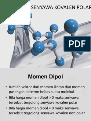 Senyawa Kovalen Polar : senyawa, kovalen, polar, Senyawa, Kovalen, Polar