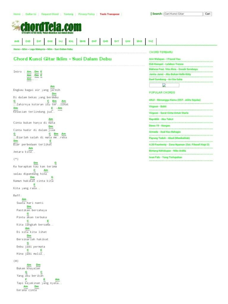 Chord Zona Nyaman Mudah : chord, nyaman, mudah, Chord, Nyaman, Basgalanos