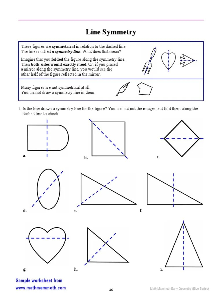 small resolution of Early Geometry Line Symmetry(2)