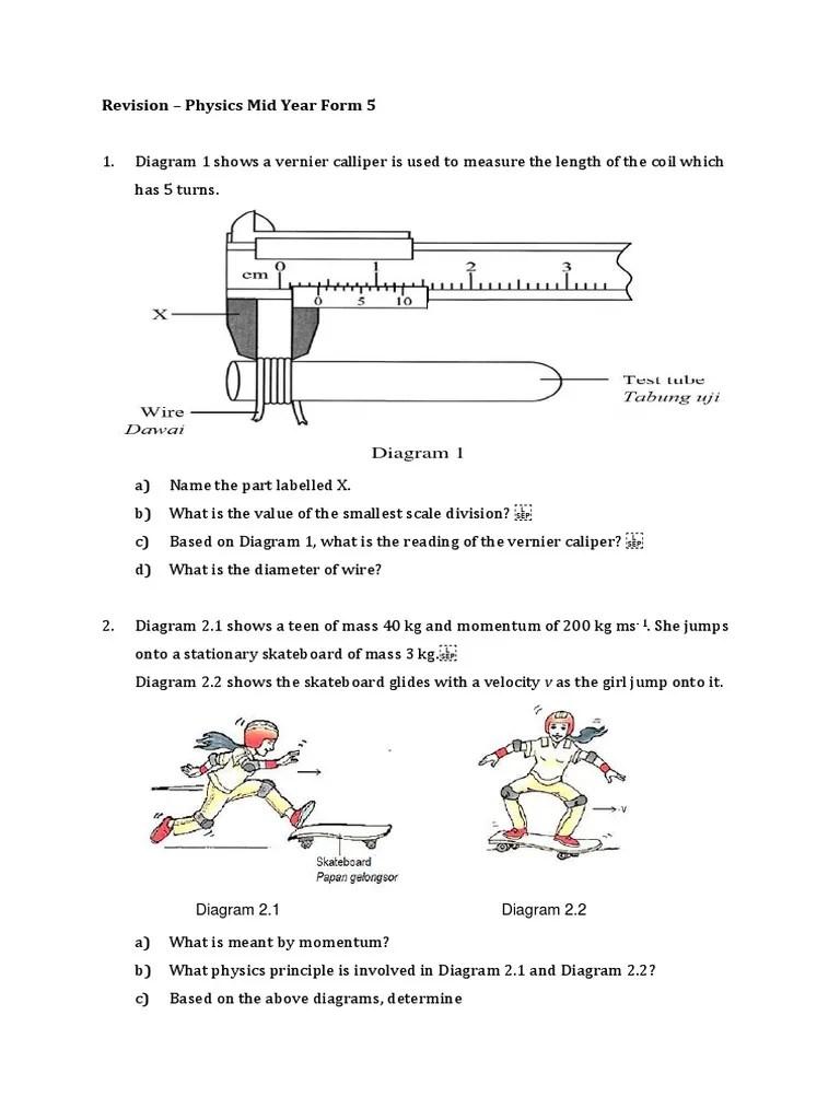sketch diagram of vernier caliper [ 768 x 1024 Pixel ]