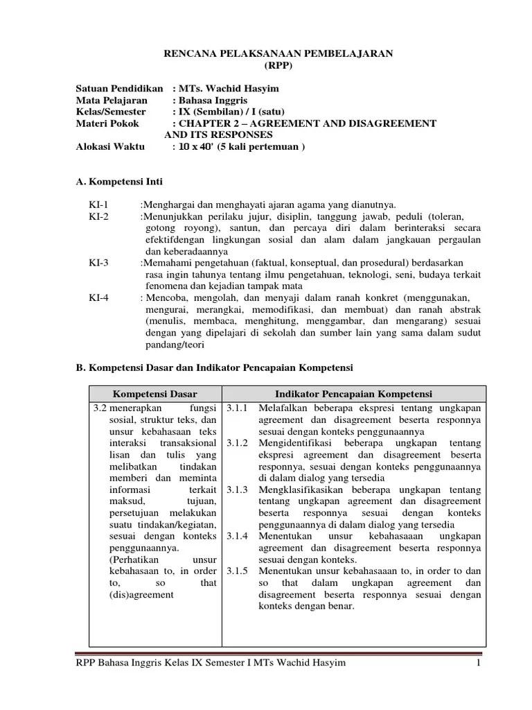 Rpp Bahasa Inggris Smp Kelas 9 Kurikulum 2013 Pdf : bahasa, inggris, kelas, kurikulum, BHS.INGGRIS, CHAPTER