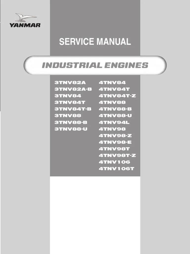 medium resolution of tb175 service manual pdf internal combustion engine horsepower yanmar engine wiring diagram lr235705