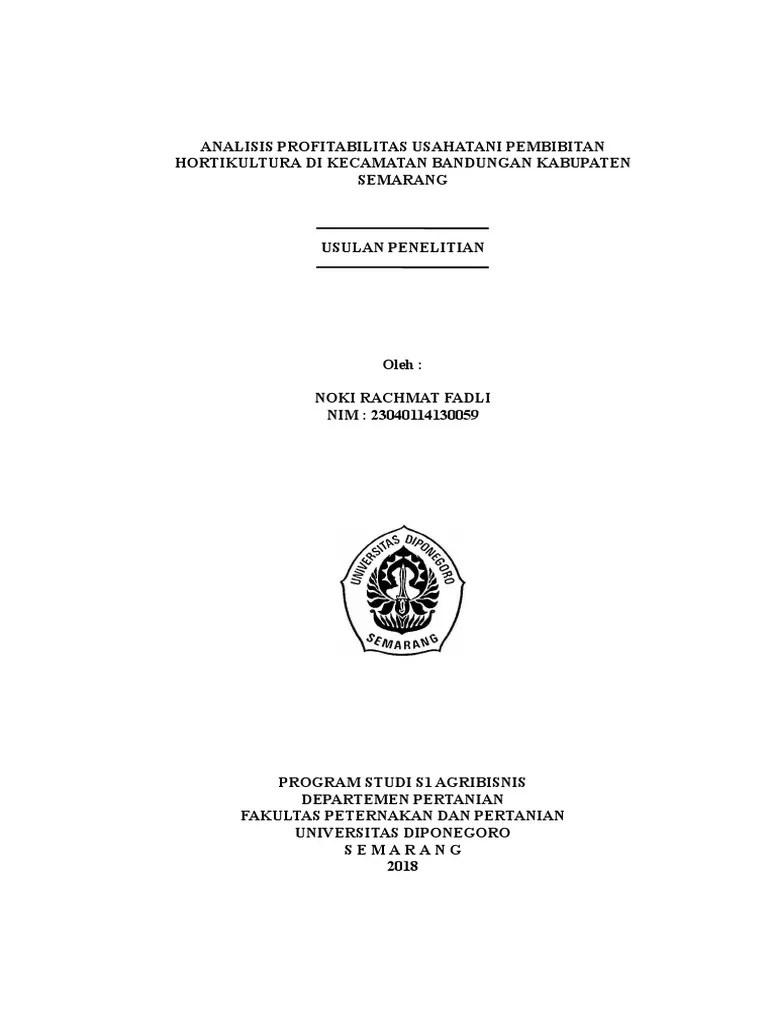 Judul Skripsi Agribisnis : judul, skripsi, agribisnis, Contoh, Judul, Skripsi, Pertanian, Cute766