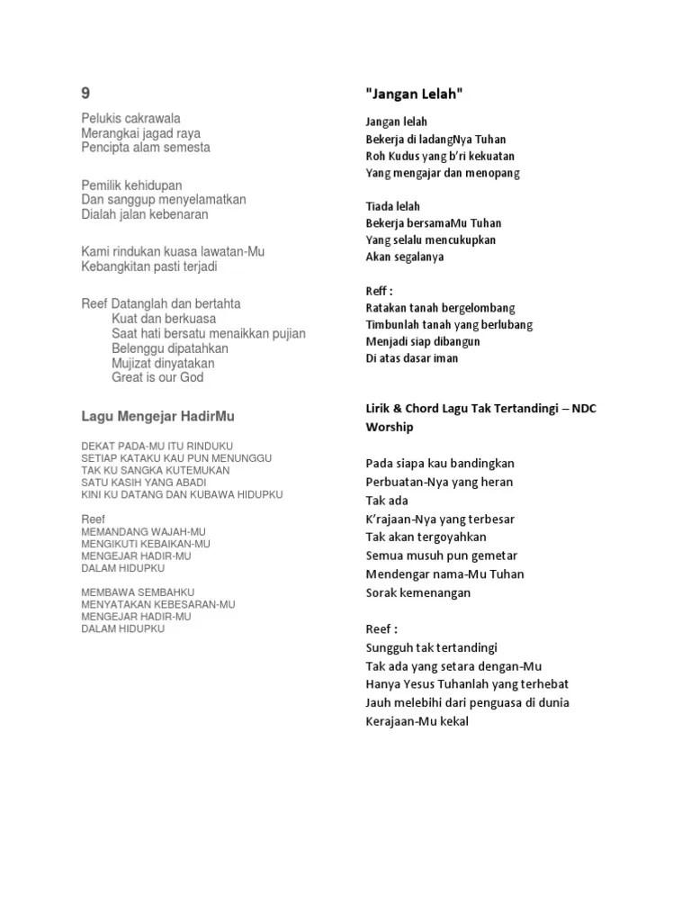 Lirik Mengejar Hadirmu : lirik, mengejar, hadirmu, Mengejar, Hadirmu, Lirik