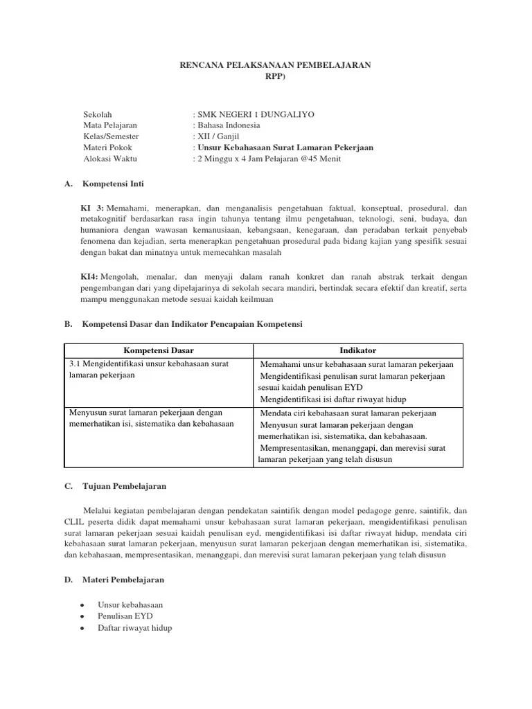 Unsur-unsur Kebahasaan Surat Lamaran Pekerjaan : unsur-unsur, kebahasaan, surat, lamaran, pekerjaan, Kebahasaan, Surat, Lamaran, Kerja, Cute766