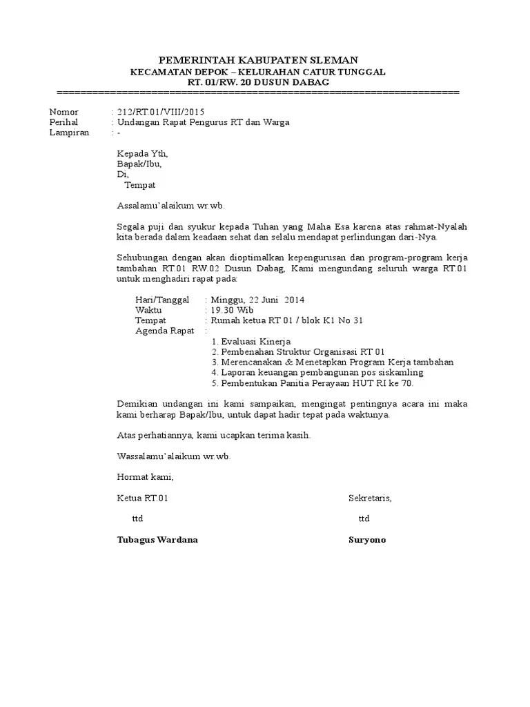 Contoh Undangan Rt : contoh, undangan, Contoh-surat-undangan-rapat-rt, (1).docx