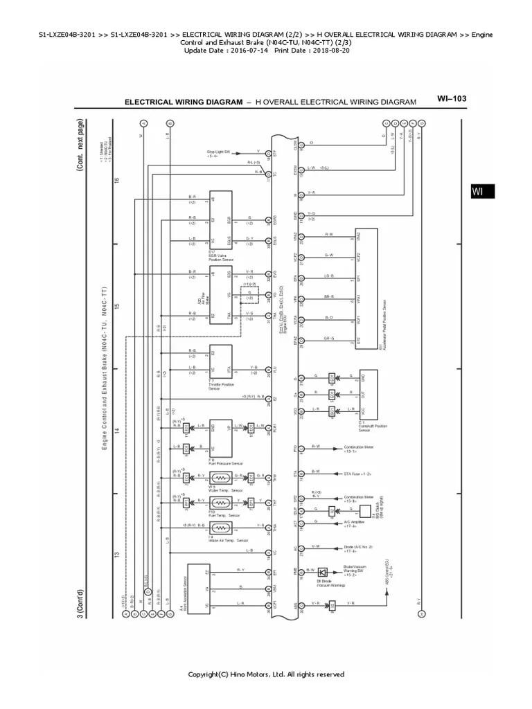 medium resolution of exhaust brake wiring diagram