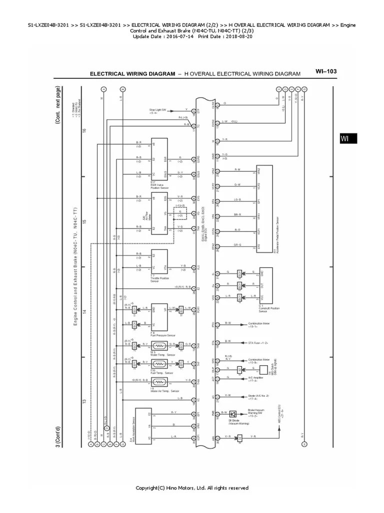 small resolution of exhaust brake wiring diagram