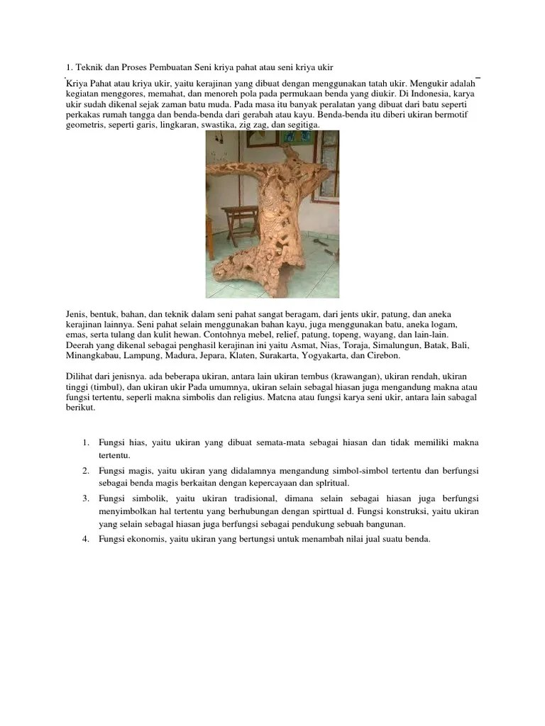 Teknik Pembuatan Relief : teknik, pembuatan, relief, Perbedaan, Teknik, Bivalve, Dengan, Perdue, Membedakan