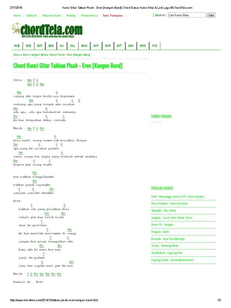 Chord Puisi Alam : chord, puisi, Chordfrenzy, Variasi