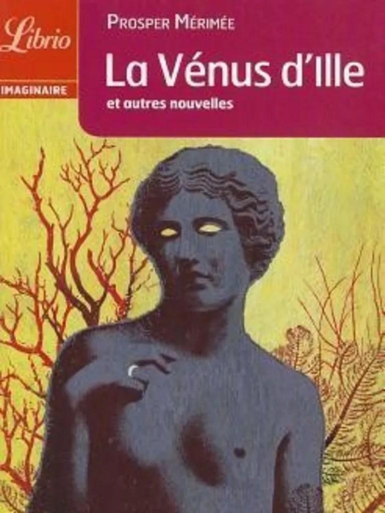 La Vénus D Ille Pdf : vénus, Venus, D'ille, (résumé)