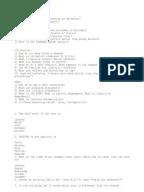 Wonderlic Sample Test (50 Questions)