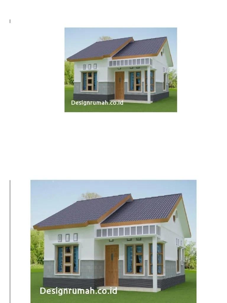 Gambar Atap Rumah Minimalis : gambar, rumah, minimalis, Desain, Rumah, Minimalis, Modern