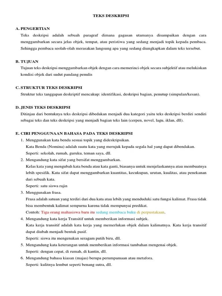 Tujuan Teks Deskripsi Parangtritis Nan Indah Yaitu : tujuan, deskripsi, parangtritis, indah, yaitu, Deskripsi, Pantai, Parangtritis