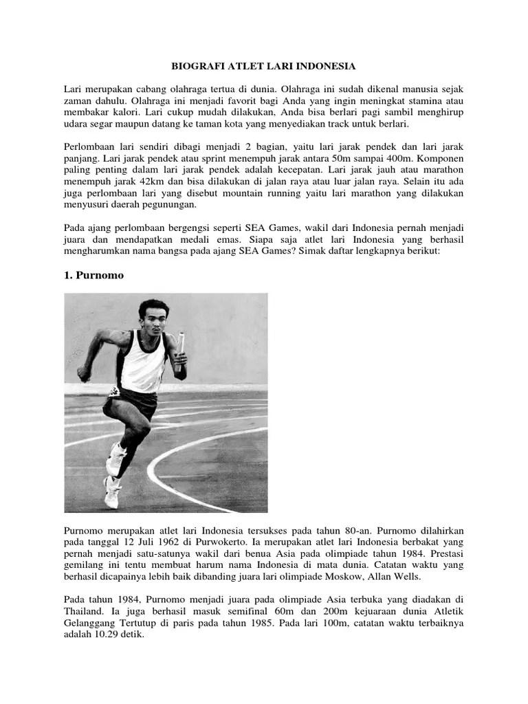 Atlet Jarak Pendek Disebut : atlet, jarak, pendek, disebut, Atletik