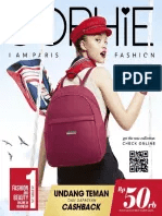 Katalog Promo Sophie Martin November 2019