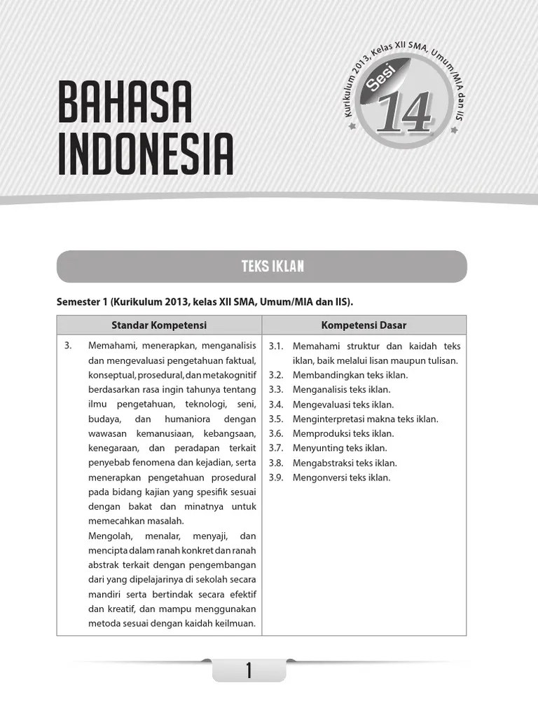 Mengabstraksi Teks Iklan : mengabstraksi, iklan, BIND_K13_Teks, Iklan.pdf