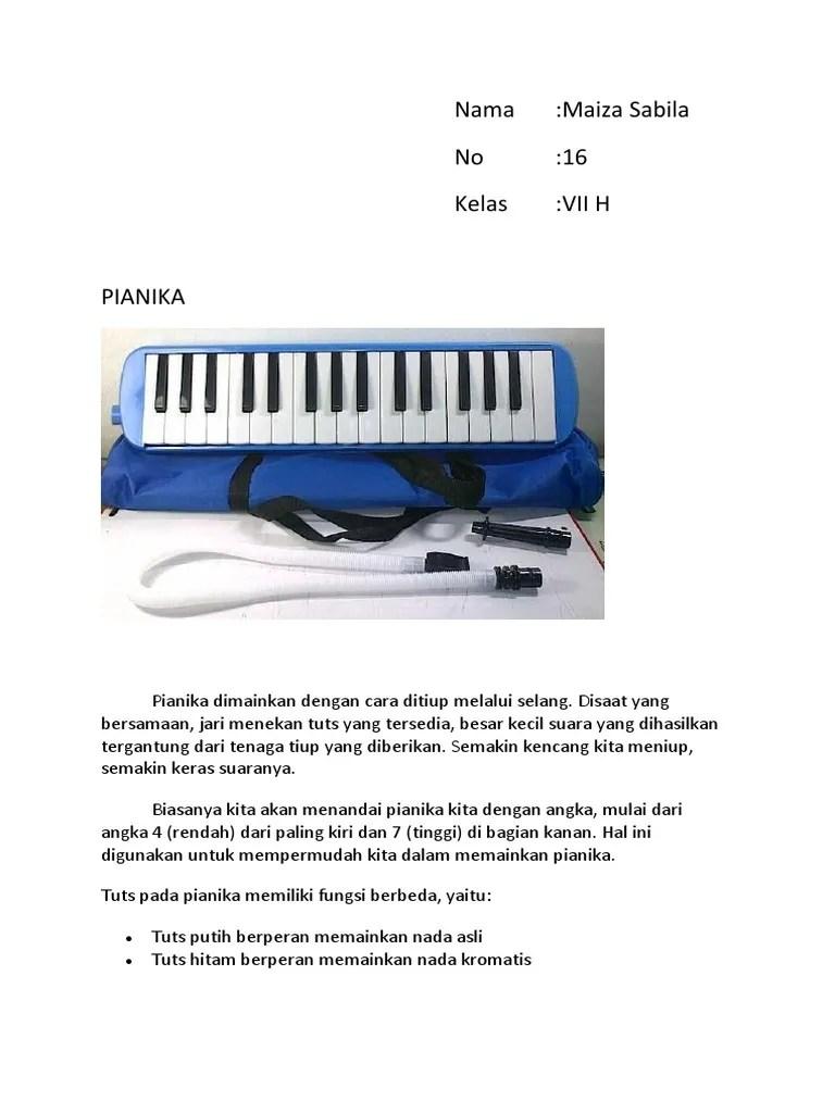 Cara Memainkan Pianika : memainkan, pianika, Musik, Pianika, Dimainkan, Dengan, Berbagai