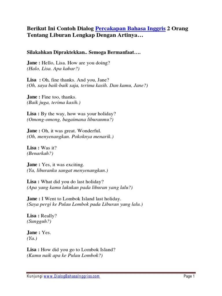 Dialog Bahasa Inggris Tentang Liburan : dialog, bahasa, inggris, tentang, liburan, Berikut_Ini_Contoh_Dialog_Percakapan_Bah.pdf
