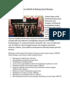 Kerjasama Di Bidang Politik : kerjasama, bidang, politik, Bentuk, Kerja, Asean, Bidang, Politik, Seputar