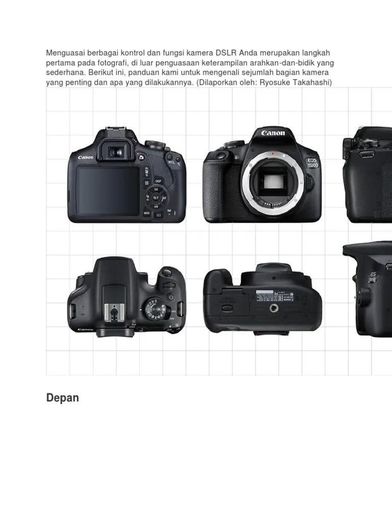 Bagian Kamera Dslr Dan Fungsinya : bagian, kamera, fungsinya, BAGIAN, KAMERA