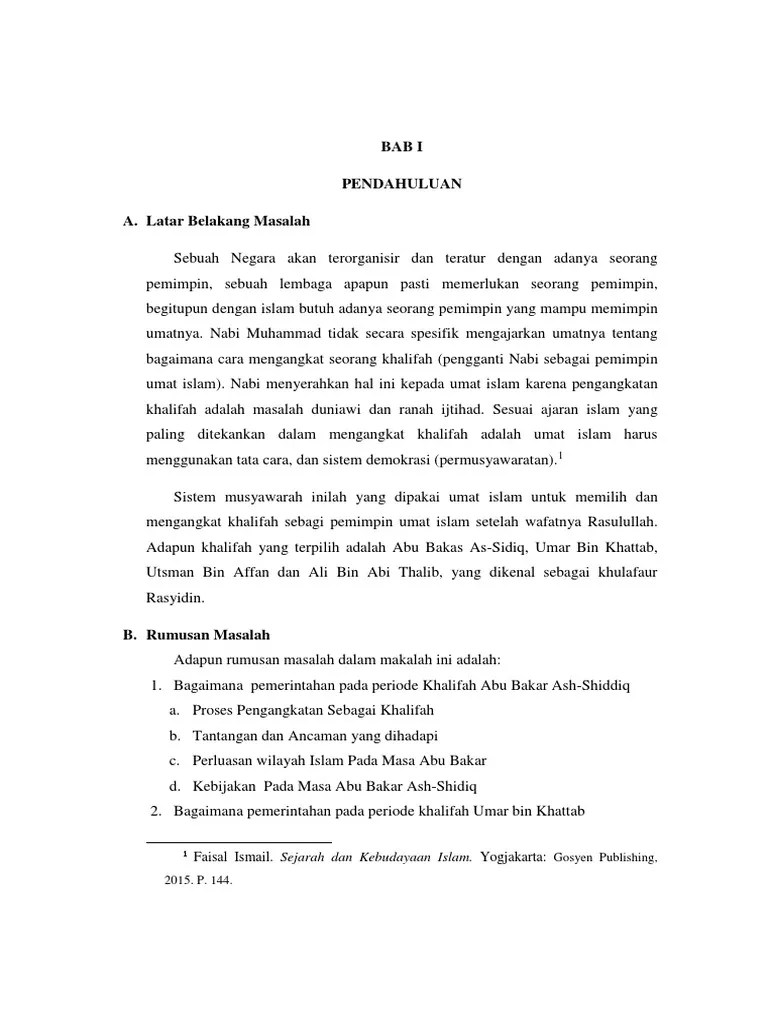 Proses Pengangkatan Umar Bin Khattab : proses, pengangkatan, khattab, Proses, Pengangkatan, Khalifah, Khattab, Sedang
